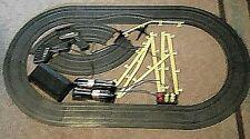 MATTEL TYCO B5832 TERMINAL TRACK HO Slot Car Set