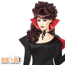 MINI VAMPIRO MANTELLO E Collo Donna Costume Da Donna Costume Di Halloween Accessorio