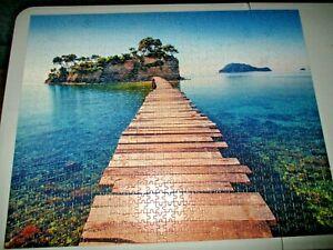 Mindbogglers 1000 Piece Jigsaw Puzzle Cameo Island Greece Hinkler Books 2019