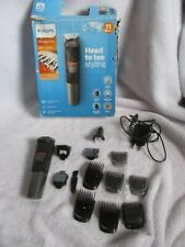 Philips Series 5000 Multigroom Shaver Dual Cut Technology
