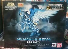 MYTH CLOTH BANDAI PEGASUS SEIYA V4 GOD CLOTH 10TH ANNIVERSARY NUOVO JAP VERSION