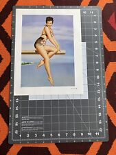 Vintage Retro PIN-UP Print By Pearl Frush