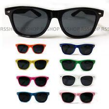 Unisex Retro 1980's Style Sunglasses Hipster Classic Fashion Shades UV400