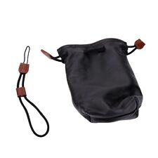 Genuine Leather Camera Case Pouch Bag Waterproof for Sony NEX-5R 5T NEX-3N