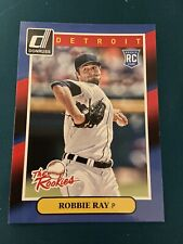 Robbie Ray 2014 Donruss The Rookies RC - Blue Jays Cy Young #58
