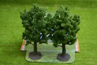 BEECH TREES 2 per pack 12cms tall Gaugemaster HO/OO Scale GM188