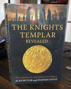 The Knights Templar Revealed Masonic Mystery U.K. Hardcover Book