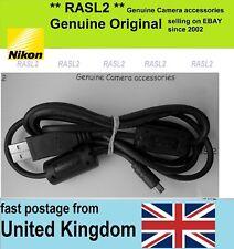 Cable Usb Genuino Nikon UC-E1 Coolpix 990 995 8700 8400 5700 5400 5000 885 e 800