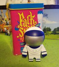 """Disney Park Vinylmation 3"""" Set 3 Park Starz w/ Tin Tomorrowland Spaceman"""