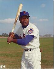 Ed Charles 8x10 Color Photo 1969 New York Mets World Series Champ