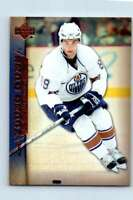 2007-08 Upper Deck Young Guns Sam Gagner RC #218