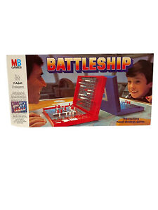 Battleship Board Game Vintage 1983 Milton Bradley 100% Complete Retro Strategy
