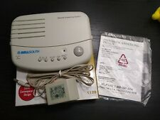 Bellsouth # 1129 Telephone Answering Machine Many Features, Call Screening 1990s