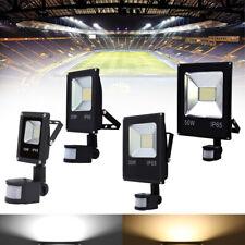 10-50W Foco LED Foco proyector PIR sensor con Sensor de Movimiento Floodlight