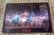 1997-98 Upper Deck Diamond Vision Jason Kidd SUNS UNCIRCULATED 1-OWNER #21