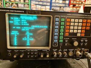 marconi 2955 Radio testset working