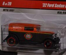 Hot Wheels '32 FORD SEDAN DELIVERY 8 of 20 Larry's Garage 2009 RR's/Metal HTF