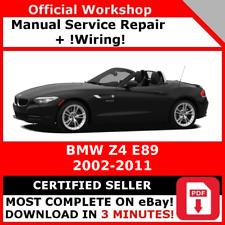 buy car service repair manuals z4 ebay