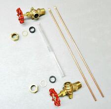 Hpj2s Steamer Sight Glass Water Gauge Valve Assembly for Steamaster Boilers