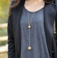 Kette Ypsilonkette gold lang Strass Halskette lange Valentinstag Geschenk NEU
