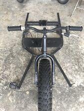 Drift Cart Go Cart Frame With Front Tire