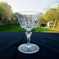 coupe a champagne en cristal de baccarat modèle Buckingham signé