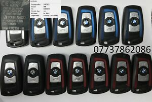 BMW F series Genuine  VIRGIN or blank key HUF5767 434MHz PCF7953