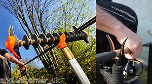 Guru Reaper Rod Rest / Front or Rear / Coarse & Carp Fishing - Guru Reeper