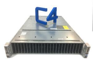 Cisco UCS C240 M4 24SFF Server w/ 2x Xeon INTEL E5-2630V3  & 128GB Dimm