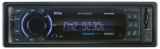 BOSS BLUETOOTH MP3 PLAYER AM/FM STEREO RADIO CAR TRUCK REMOTE USB SD CARD AUX-IN