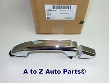 NEW 2014-2018 Chevy Silverado or GMC Sierra all 4 CHROME DOOR HANDLES,OEM