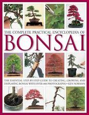 Complete Practical Encyclopedia of Bonsai by Ken Norman Hardcover Book (English)
