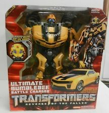 Transformers ROTF Ultimate Bumblebee NEW SEALED