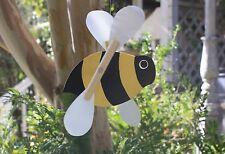 HONEY BEE WHIRLIGIG / WHIRLYGIG / WHIRLYBIRD / GIG / WIND SPINNER