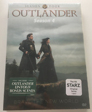 Outlander: Season 4 (DVD, 5-Disc Set) New & Sealed Free Shipping Included