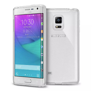ULTRA THIN CLEAR CASE Samsung Galaxy NOTE EDGE Tough Protector Shell Cover