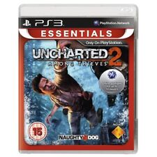 Uncharted 2 Among Thieves Ps3 Game for Sony PlayStation 3 Essentials
