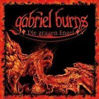 GABRIEL BURNS - 00/DIE GRAUEN ENGEL (HÖRBUCH) 4 CD NEU