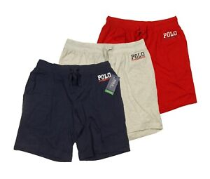 Polo Ralph Lauren Men's Lightweight Slim Fit Breathable Mesh Sleep Shorts