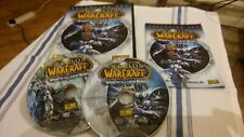 World Of Warcraft Wrath Of The Lich King For PC CD-Rom (Free UK Post)