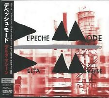 Depeche Mode CD Delta Machine - Gatefold cardsleeve - Japan (M/M)