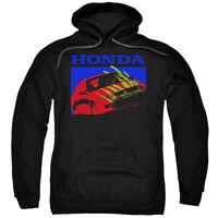 HONDA CIVIC BOLD Licensed Adult Hooded and Crewneck Sweatshirt SM-5XL