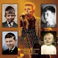 David Bowie 1997 Birthday Concert CD 2 Discs 36 Tracks Music Rock Japan