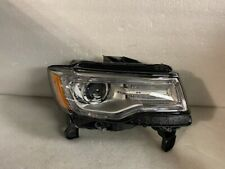 2014-2015 Jeep Grand Cherokee Passenger Right Bi-Xenon Headlight 68111000AK OE