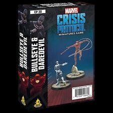 Marvel Crisis Protocol: Bullseye and Daredevil