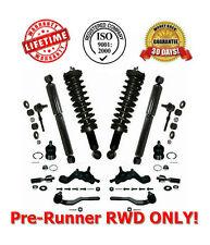 Front Strut Coil Spring Assembly & Rear Shocks + Suspension Kit Pre-Runner RWD