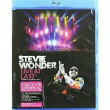 Stevie wonder-Live at Last-a wonder summer's Night; Blu-ray 28 tracks NEUF