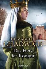 Elizabeth Chadwick - Das Herz der Königin - UNGELESEN