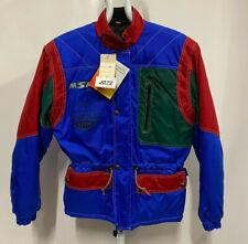 Motorradjacke Motorrad Jacke Enduro Textilgewebe von MSK Gr. S #J072