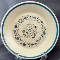 "Lenox Blue Breeze Bread and Butter Plate 6-3/8"" Speckled Temperware Stoneware"